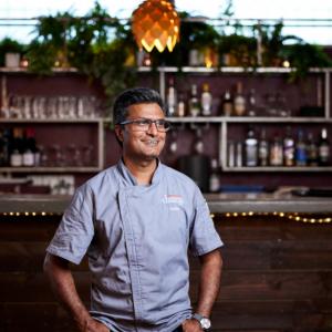 Canberra Chefs at Home: Sanjay Kumar