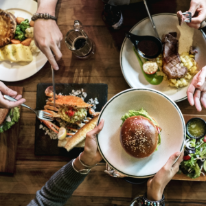 Finding it hard to transition back to dining out? Here's an easy option