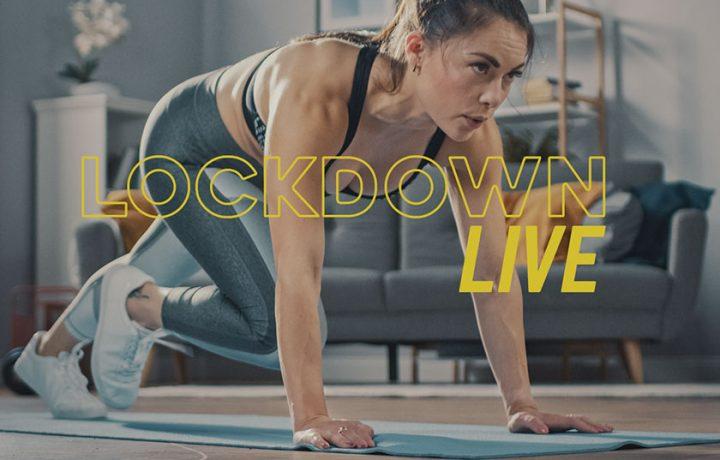 DC Fit Lockdown Live