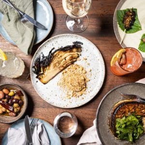 Onzieme: the first look at Louis Couttoupes' new bistro and wine bar