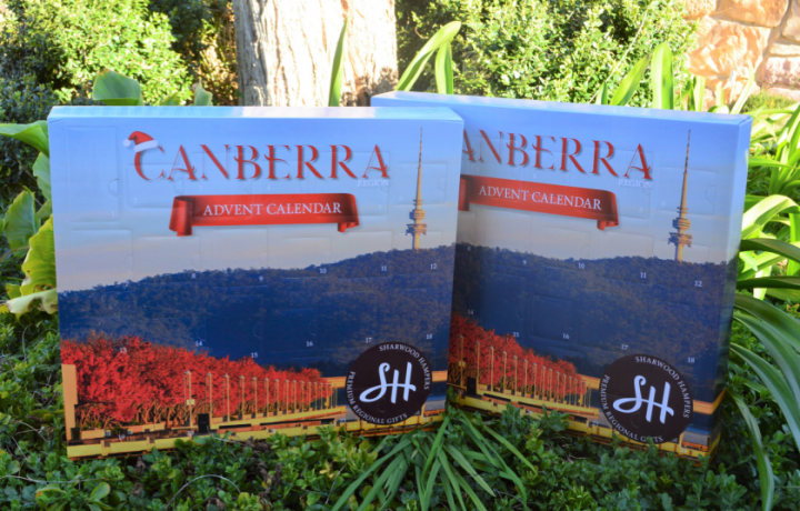 Meet the Canberra advent calendar for the person who has everything