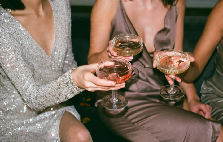 Did someone say a '70s dress-up fondue party at a winery…?